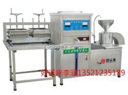 多功能豆腐机设备 全自动豆腐机价位