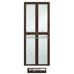 伊利诺豪门(在线咨询)|广东小型折叠门|