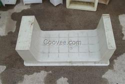 市政盖板模具_盖板模具_精达模具模盒(图