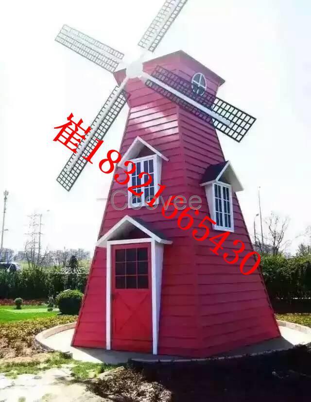风车展荷兰风车展览出租风车长廊制作出租