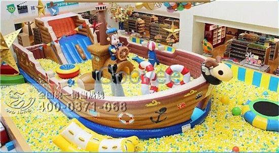 大型百万海洋球池儿童乐园郑州卧龙批发