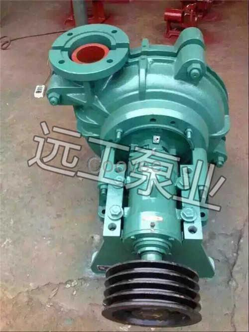 厂家直销卧式耐磨ah渣浆泵4/3d-ah渣浆泵离心式渣浆泵
