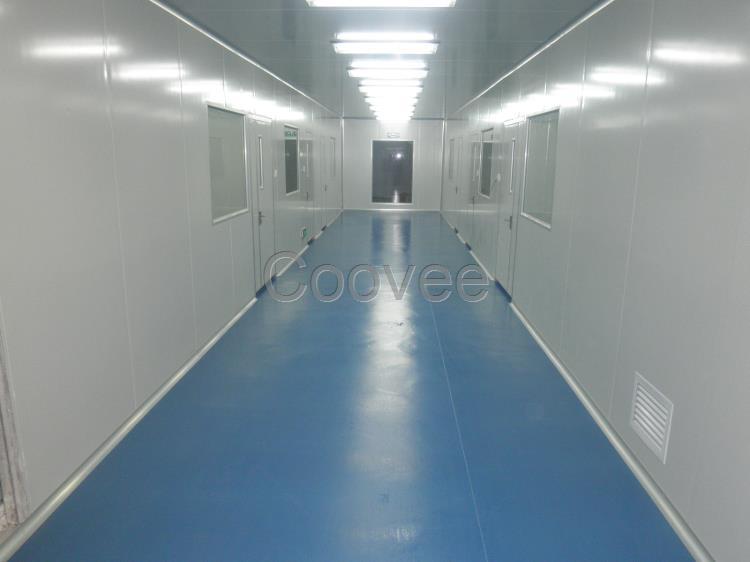生物实验室净化工程装修公司