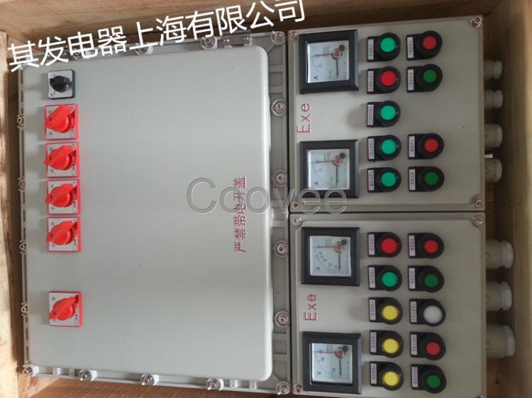 bxk-g防爆照明控制箱