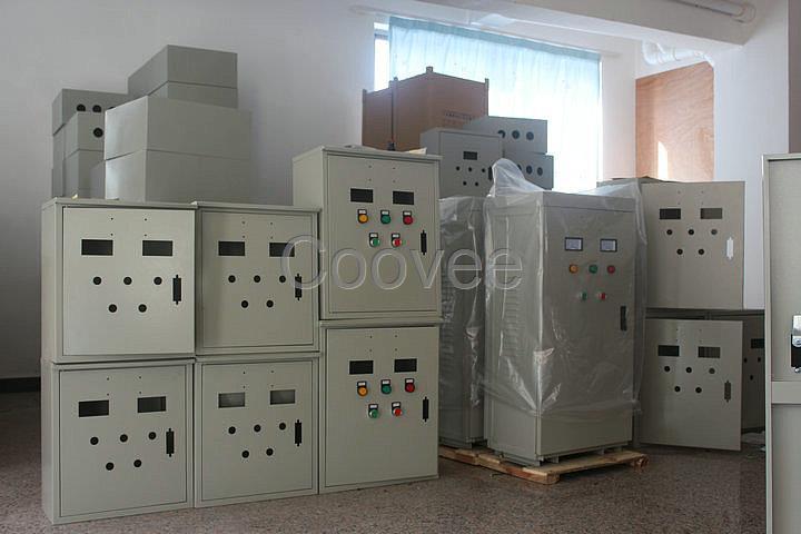 脱水筛减压启动柜660v起动控制柜自耦变压器