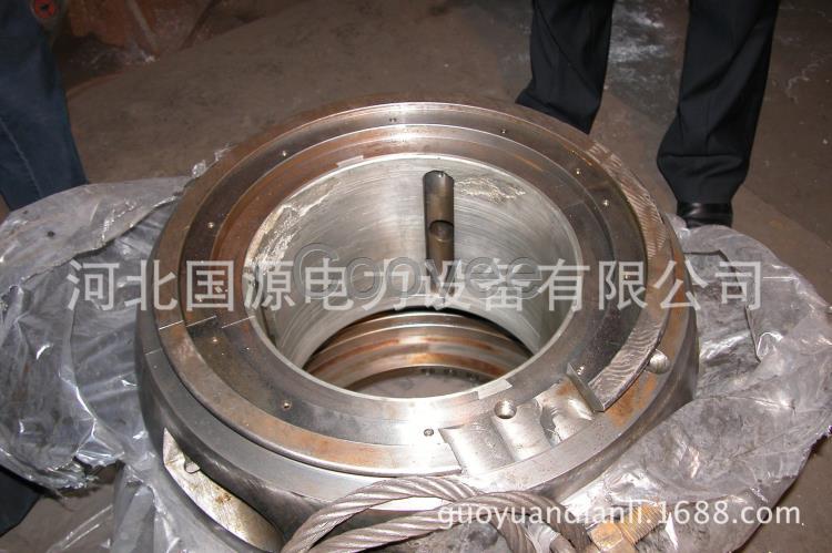 汽轮机轴瓦加工修复图片