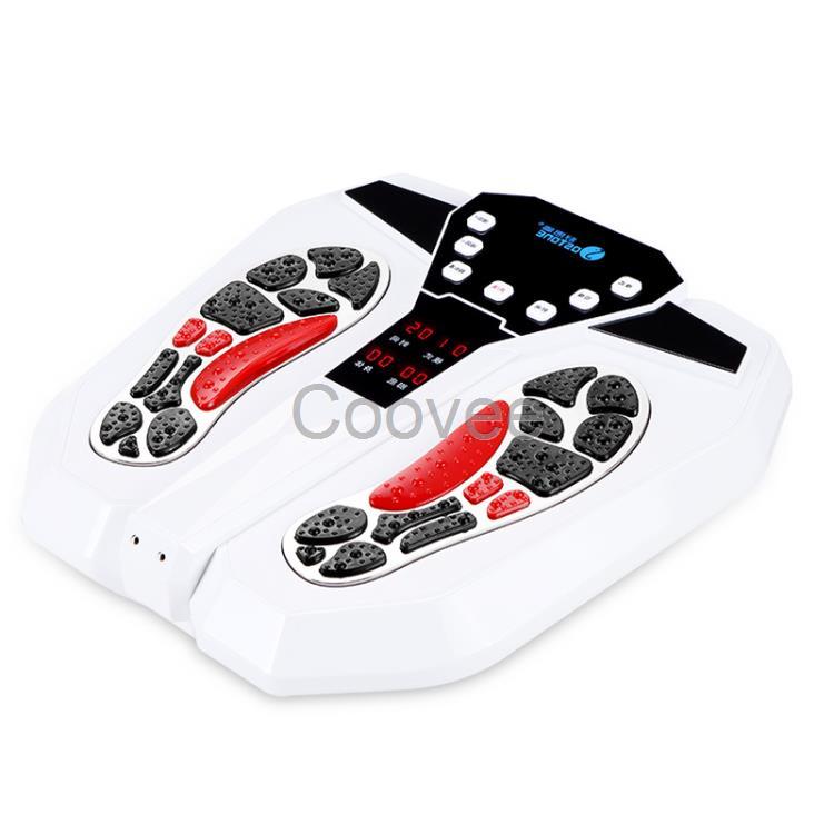 多功能语音理疗仪经络脉冲按摩仪电子按摩理疗仪双输出