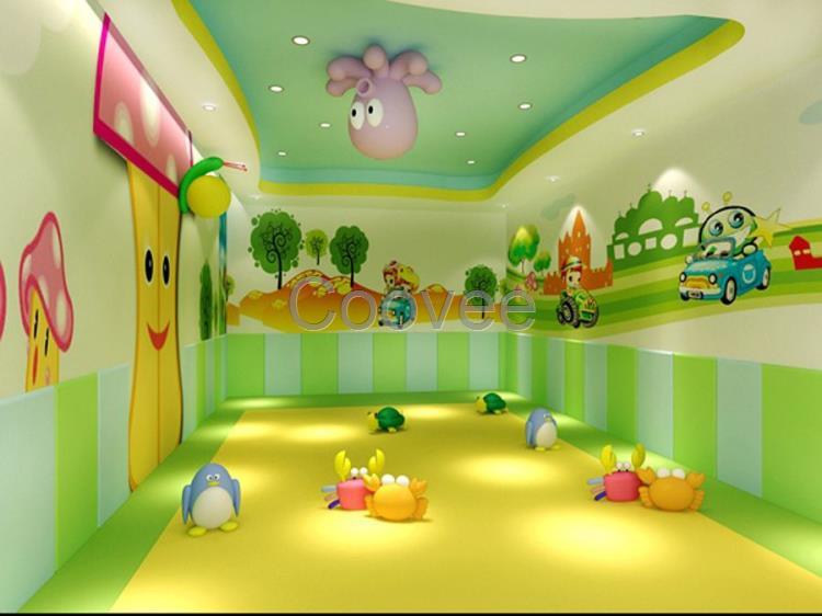 华府宝贝幼儿园成都幼儿园装修设计