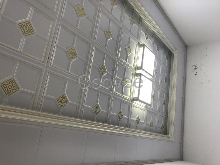 南北旺集成吊顶二级铝梁厂家直销二级餐厅房间造型吊顶铝扣天花板