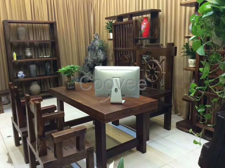 老船木家具设计老船木会议桌设计老船木办公桌设计