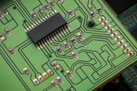 电路板 平面图 450_300