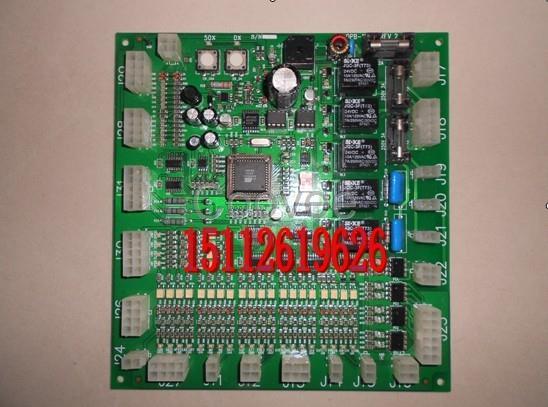 专业维修星玛电梯门机板dcd-230
