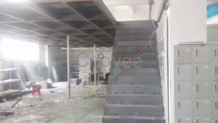深圳沙井钢结构装修公司宝安厂房隔墙吊顶装修