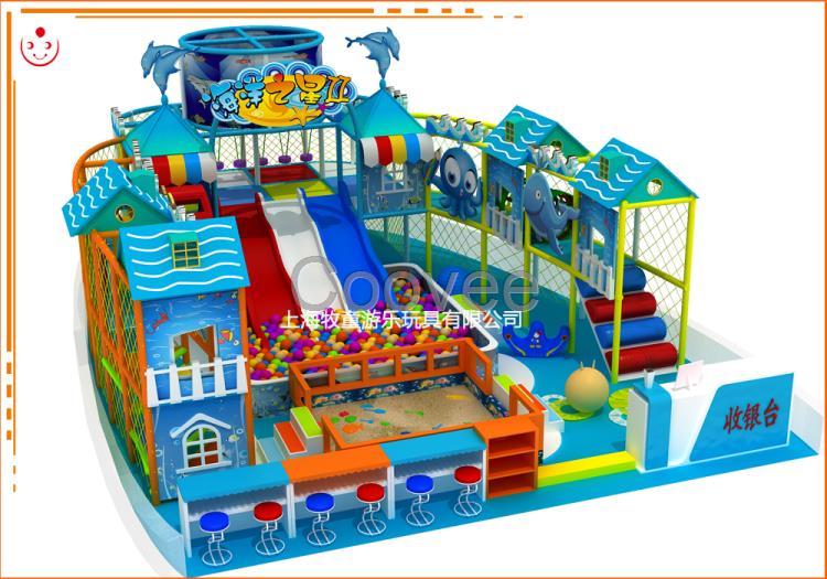 淘气堡设备室内乐园设施儿童游乐设备出厂