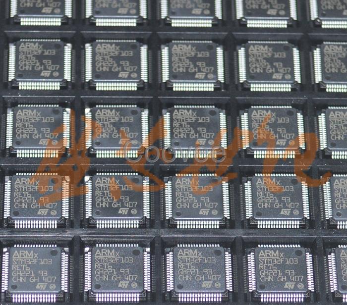 供应商机 电子 集成电路 其他ic 原装正品stm32f103ret6