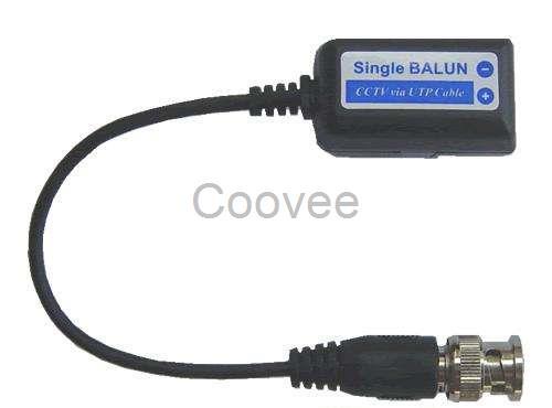 双绞线传输视频信号的原理