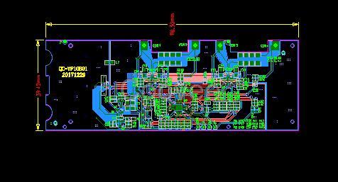 的全桥逆变器,全桥逆变器将直流输入转 换成交流,输入到 lc 谐振腔内.