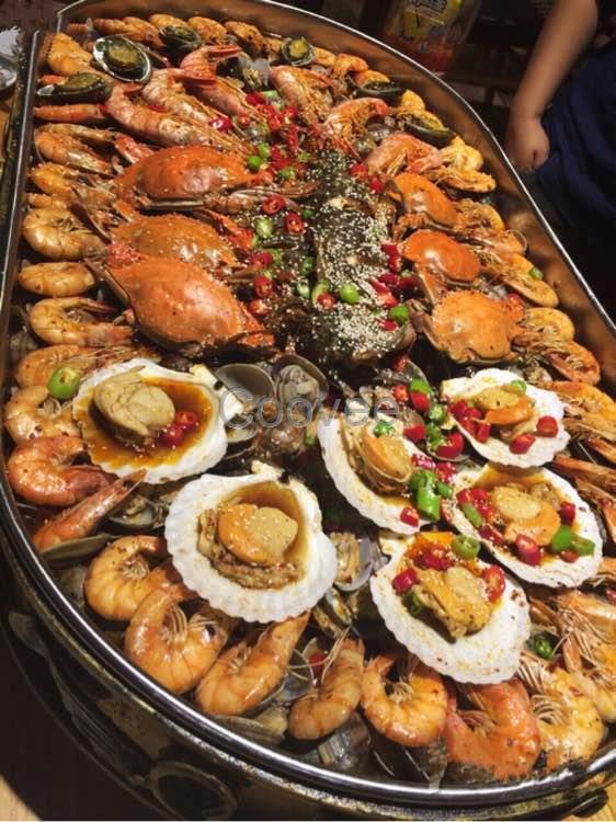 海鲜大咖培训海鲜大咖汤汁配方配方公开炒海鲜培训