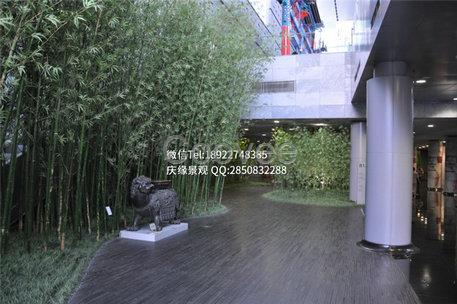 仿真竹子人造竹子装饰隔断幼儿园桌椅购买仿真竹子
