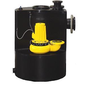 污水处理设备 污水泵 整机德国进口泽德w80地下室商业场所污水提升