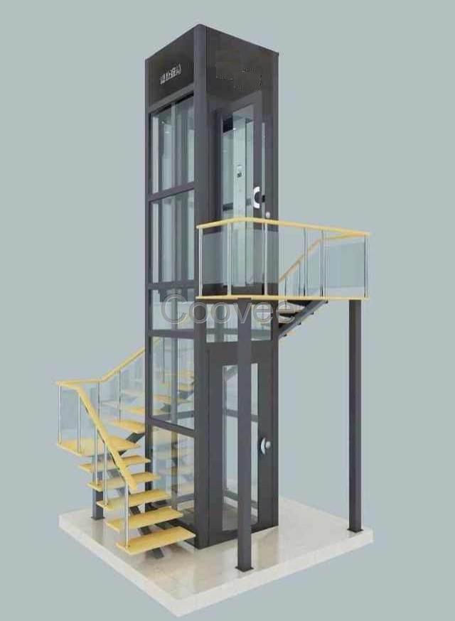 供应商机 建材 建筑施工 梯类 楼梯 北京别墅电梯电梯公司