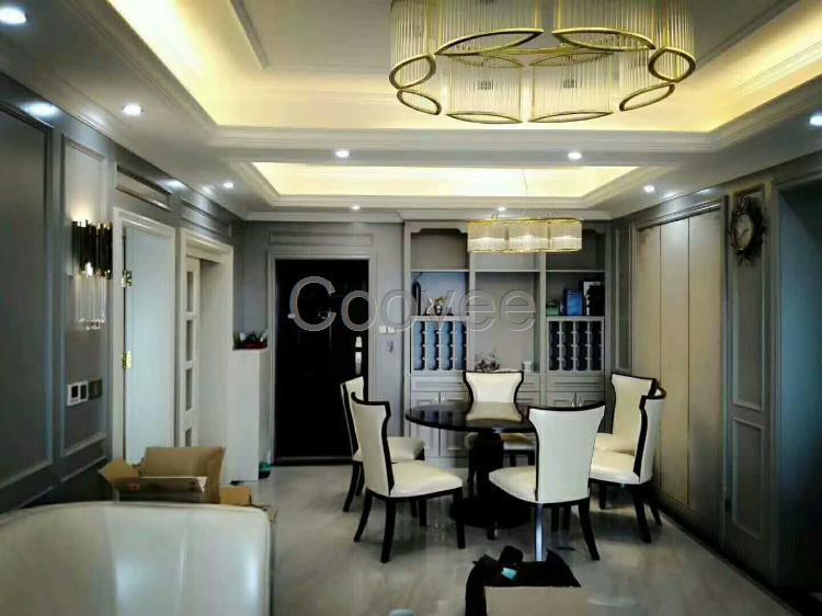 深邦装饰装修现代欧式风格和简欧风格设计要素风格特点