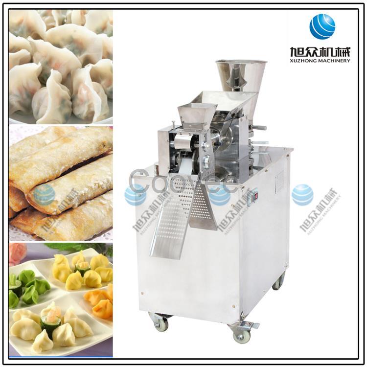辽宁商用小型饺子机全自动包饺子机器面制品加工设备