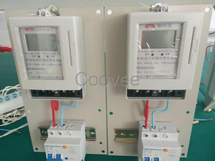 磁卡电表家用使用电流磁卡电表报警断电