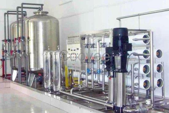 集成电路生产中高纯水清洗硅片☆半导体材料,器件,印刷电路板和集成