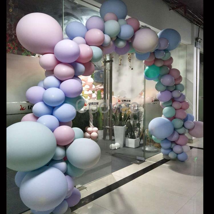 花样纸艺工作室福州气球拱门气球布置气球造型气球装饰