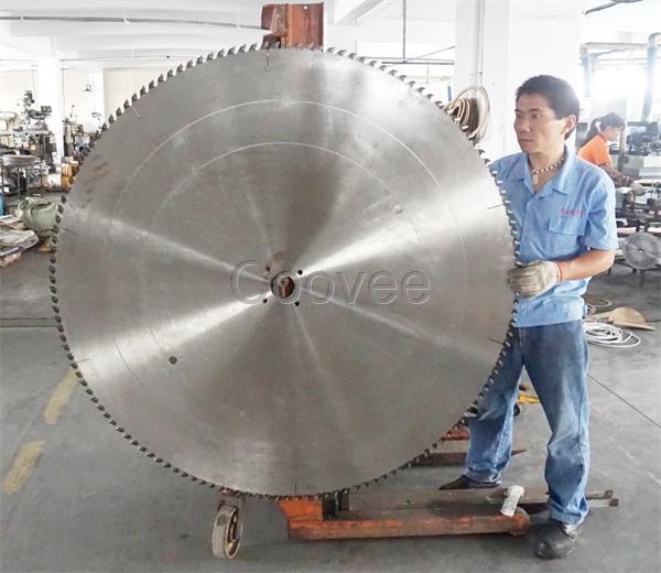 铝合金切割用合金锯片大锯片大圆盘锯片尺寸规格国产
