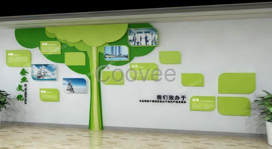 形象墙背景墙设计制作